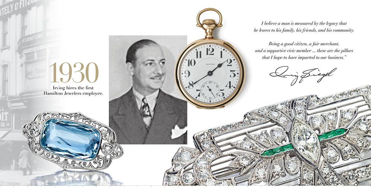 Hamilton Jewelers Timeline Image 2