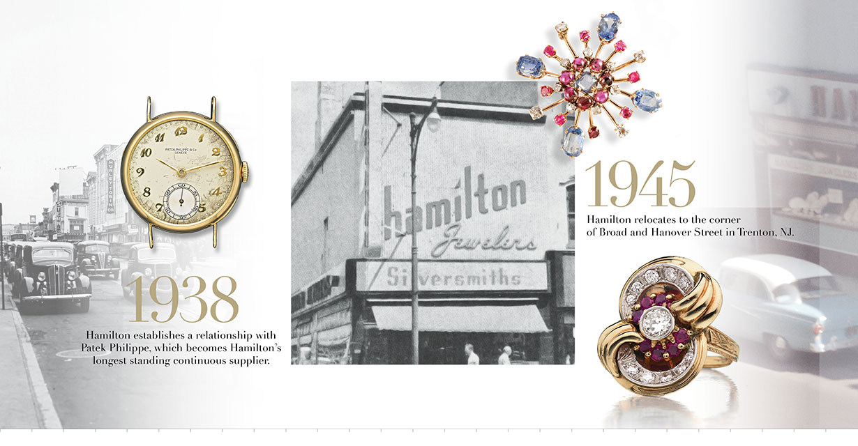 Hamilton Jewelers Timeline Image 4
