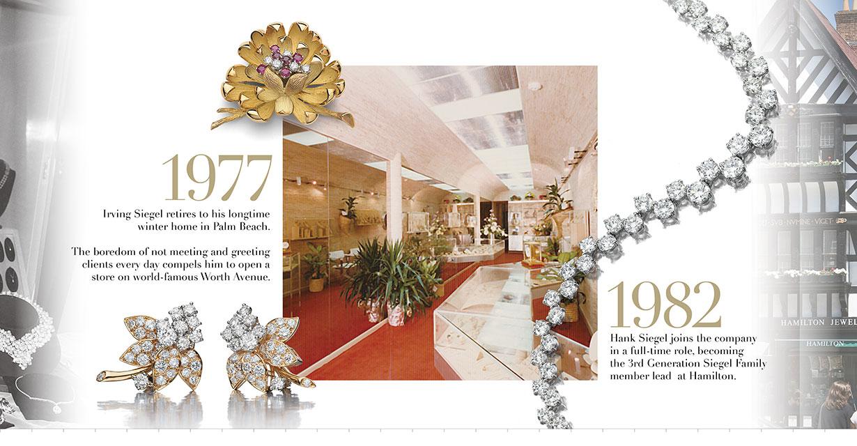 Hamilton Jewelers Timeline Image 9