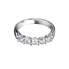 Destiny Platinum 1.25ct Diamond Ring