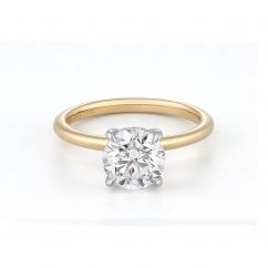 The Hamilton Solitaire 1.75CT Diamond Engagement Ring