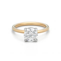 The Hamilton Solitaire 1.51CT Diamond Engagement Ring