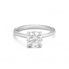 The Hamilton Solitaire Platinum and 1.50CT Diamond Engagement Ring
