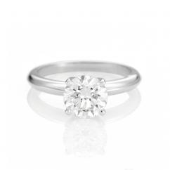 The Hamilton Select 3.00 Carat I-J/SI Diamond Engagement Ring GIA Certified