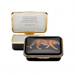 Halcyon Days Tiger Box