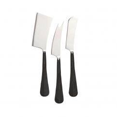 Simon Pearce Cheese Knife Set