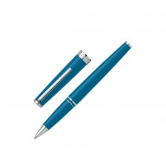 Montblanc Petrol Blue Rollerball Pen