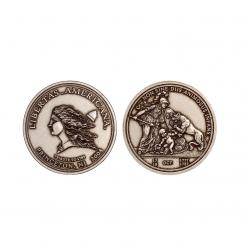 The Libertas Americana Medallion