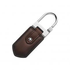 Montblanc Brown Key Fob