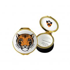 Princeton Tiger Enamel Box