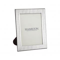 Hamilton Sterling Silver Nassau 8x10 Frame