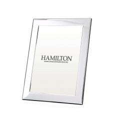 Hamilton Sterling Silver Mercer 5x7 Frame