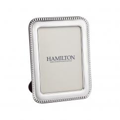 Hamilton Sterling Silver Worth 8x10 Frame