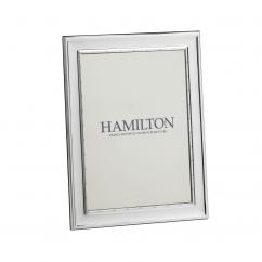 Hamilton Sterling Silver Palmer 8 x10 Frame