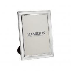 Hamilton Sterling Silver Palm Beach 8x10 Frame