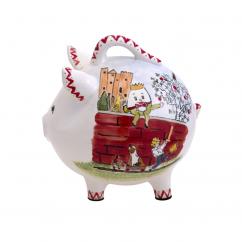 Humpty Dumpy Middle Piggy Bank