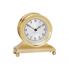 Constitution Brass Clock