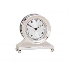 Constitution Nickel Clock