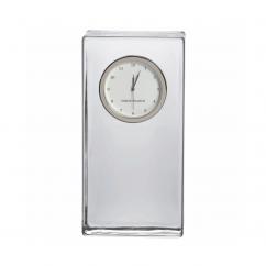 Simon Pearce Woodbury Glass Tall Clock