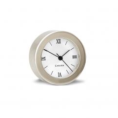 Duxbury Nickel Desk Clock