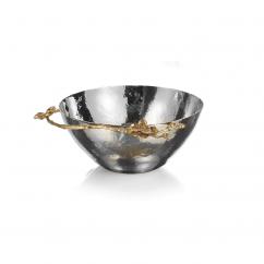 Michael Aram Golden Orchid Bowl
