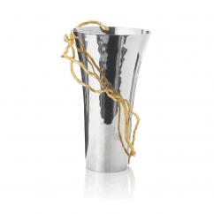Michael Aram Wisteria Gold Large Vase