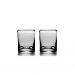 Simon Pearce Ascutney Whiskey Glasses Set of 2