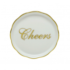 Herend Cheers Coaster