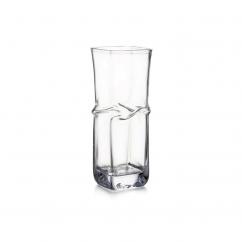 Simon Pearce Woodbury Twist Vase