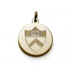 Hamilton 14k Gold Princeton University Charm