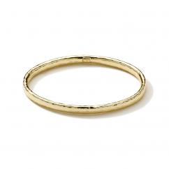 Ippolita Classico 18k Gold Bangle