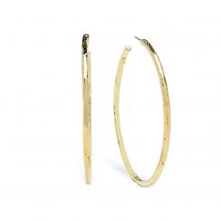 Ippolita Classico 18k Gold Hoops
