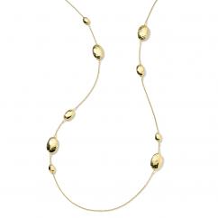 "Ippolita 18k Gold Glamazon 36"" Necklace"
