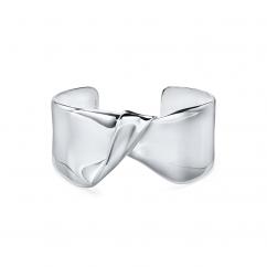 Ippolita Classico Sterling Silver Wide Cuff Bracelet