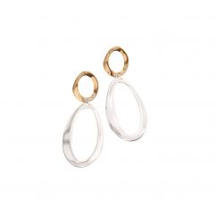 Ippolita Classico Snowman Chimera Earrings