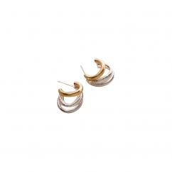 Ippolita Classico Chimera Huggie Earrings