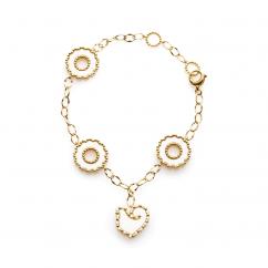 Chantecler Anima 70 18k Gold Kogolong Bracelet, Exclusively at Hamilton Jewelers