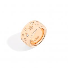 Pomellato Iconica 18k Rose Gold and Diamonds