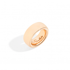 Pomellato Iconica 18k Rose Gold Maxi Ring