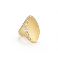 Jade Trau Adele Diamond Ring