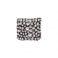 Etho Maria 18k Gold and Rose Cut Diamond Ring