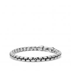"DY Extra-Large Box Chain Bracelet 8.5"""