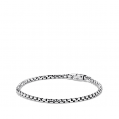 DY Medium Box Chain Bracelet