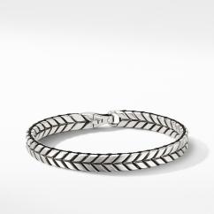 DY Chevron Collection Woven Bracelet