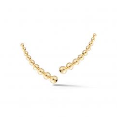Barbela Design 14k Gold Ear Crawlers
