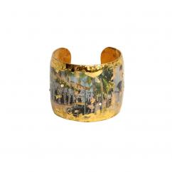 Artisan Evocateur Vintage Palm Beach Cuff Bracelet