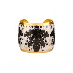 Artisan Evocateur Rorschach Cuff Bracelet