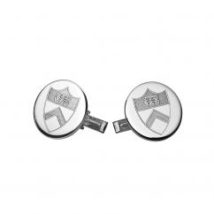 Princeton University Sterling Silver Cufflinks