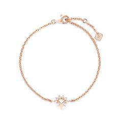 Nouvel Heritage 18k Yellow Gold Small Star Bracelet