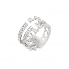 Marli 18k Gold Avenues Ring